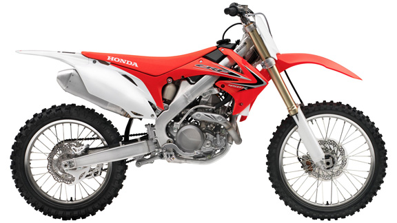 Honda Dirtbike Parts