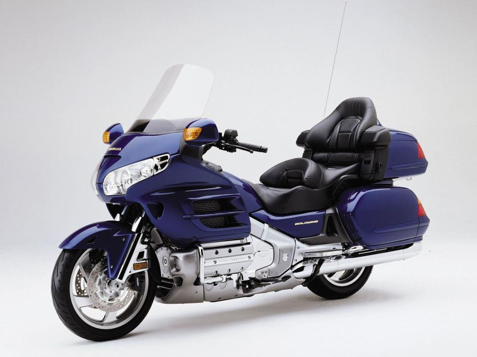 OEM Honda Goldwing Parts